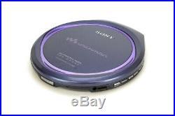 Sony Walkman D-EJ825 Lecteur portable Baladeur CD Player (Réf#F-650)