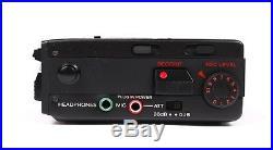 Sony Walkman Professional Stereo Cassette Recorder Model WM-D6C