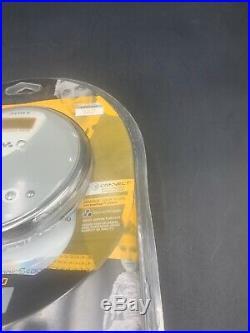 Sony Walkman Psyc D-NE300 Atrac PSGray Portable CD Player SEALED