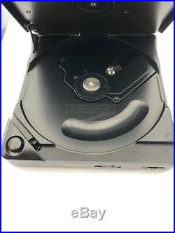Sony discman D-35 D350 CD portable player, serviced! New motor