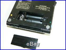 TESTED Sony D-303 DiscMan Mega Bass CD Compact Player Player 1bit DAC retro D303