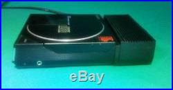 Vintage 1984 Sony D-50 Discman Compact CD Player with AC-D50 Power Supply