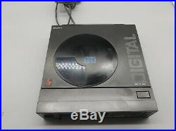 Vintage RARE 1980s Sony Compact Disc CD Player CDP-7F Japan Tested Works