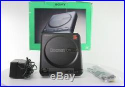 Vintage Sony Discman D-2 CD-Player Compact Disc Walkman