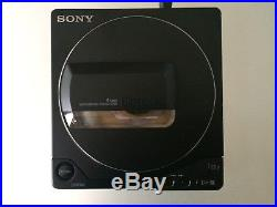 Vintage Sony Discman D-250 (1989) Fully WORKING Crystal clear Sound